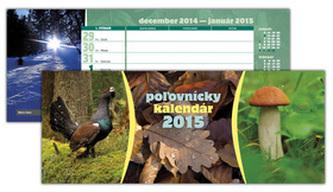 Požovnícky kalendrá 2015 Stolový kalendár