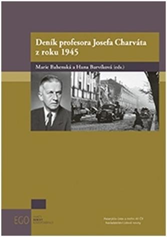 Deník profesora Josefa Charváta z roku 1945