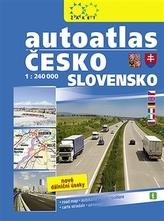 Autoatlas Česko Slovensko 1: 240 T