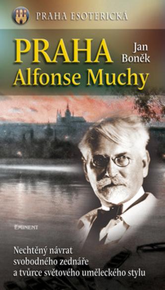 Praha Alfonse Muchy