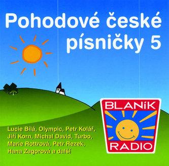 Pohodové české písničky 5 - CD