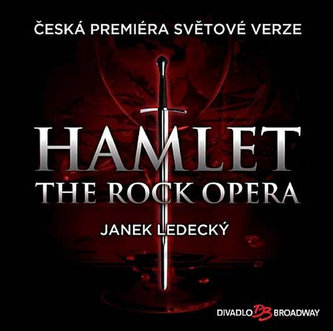 Muzikál - Hamlet (The Rock Opera) - CD - neuveden