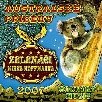 Zelenáči Mirka Hoffmanna - Australské příběhy - CD