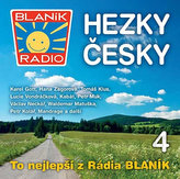 Rádio Blaník - Hezky česky - 4 CD