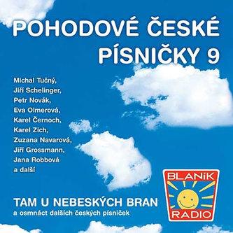 Pohodové české písničky 9 - CD