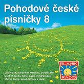 Pohodové české písničky 8 - CD
