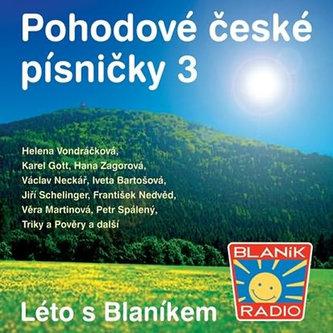 Pohodové české písničky 3 - CD
