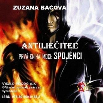 Antiliečitel  - prvá kniha moci - spojen