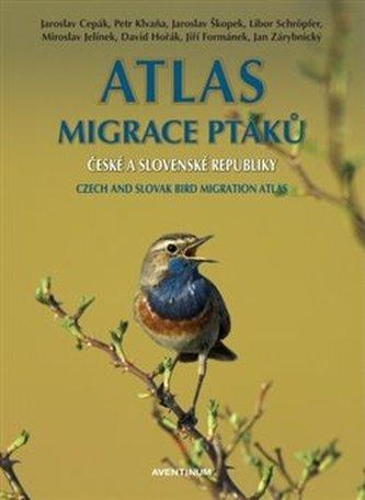 Atlas migrace ptáků ČR a SR