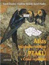 Atlas hnízdního rozšíření ptáků v ČR 2001-2003 + Ptačí oblasti ČR