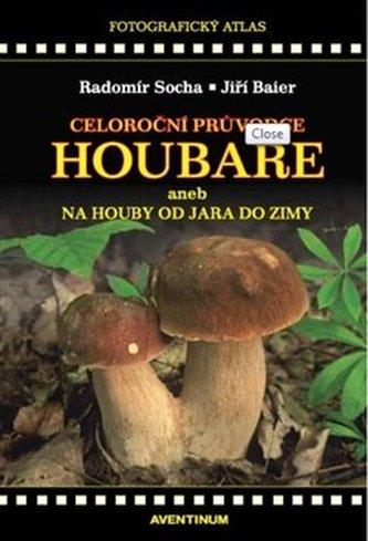 Celoroční průvodce houbaře