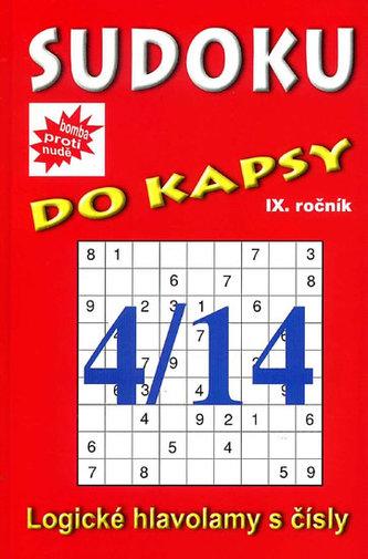 Sudoku do kapsy 4/14