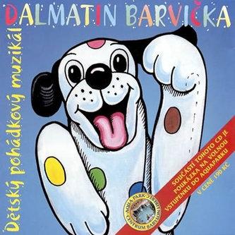 Muzikál - Dalmatin Barvička - CD - neuveden