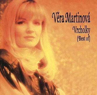 Věra Martinová - Vrcholky (Best Of) - CD