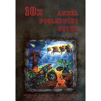 Anděl posledního soudu - CD + kniha