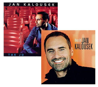 Jan Kalousek - Best Of + Tak jo - 2 CD
