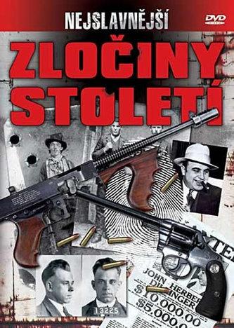 Nejslavnější zločiny století - DVD - neuveden