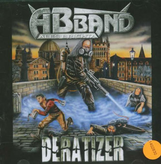 Aleš Brichta Band - Deratizer - CD - neuveden
