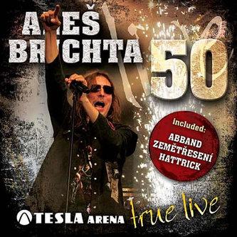 Aleš Brichta - 50 Tesla Arena Live - 2 CD