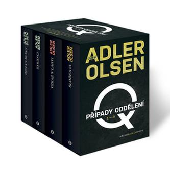Případy oddělení Q - Jussi Adler-Olsen