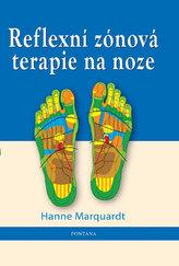 Reflexní zónová terapie na noze