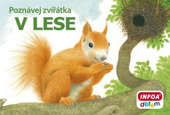 Poznávej zvířátka – V lese - Kolektiv Autorů