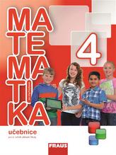 Matematika se Čtyřlístkem 4 pro ZŠ - učebnice