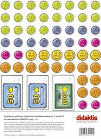 Vystřihovací příloha k učebnici matematiky (2.roč.ZŠ)