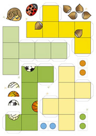 Vystřihovací příloha k učebnici matematiky (3.roč.ZŠ)