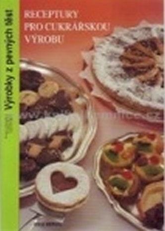 Receptury pro cukrářskou výrobu - Výrobky z pevných těst