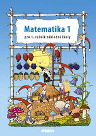 Matematika 1/1 - prac. učebnice, pro 1.r. ZŠ