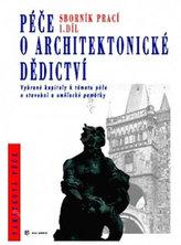 Péče o architektonické dědictví 1. díl