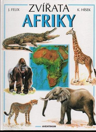 Zvířata Afriky