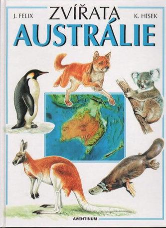 Zvířata Austrálie