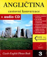 Angličtina cestovní konverzace + CD