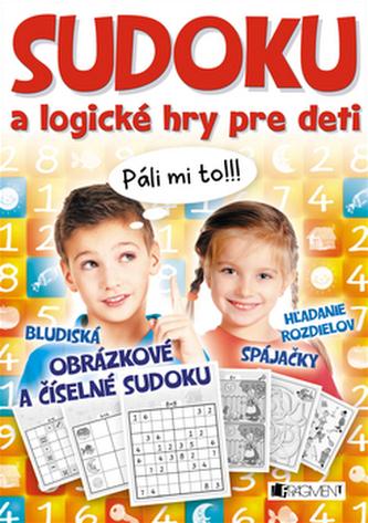 Sudoku a logické hry pre deti