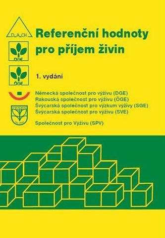 Referenční hodnoty pro příjem živin