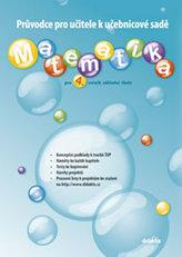Průvodce k učebnicím matematiky 4