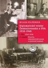 Diplomatické vztahy Československa a USA 1918–1968