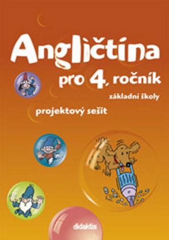 Angličtina - projektový sešit (4. roč. ZŠ)