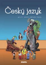Český jazyk - učebnice (2. ročník ZŠ)