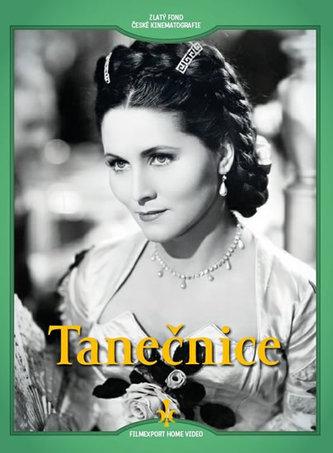Tanečnice - DVD (digipack)