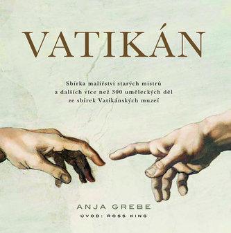Vatikán - Sbírka malířství starých mistrů a dalších více než 300 uměleckých děl ze sbírek Vatikánských muzeí + DVD