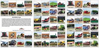 Zemědělské stroje - pexeso - neuveden