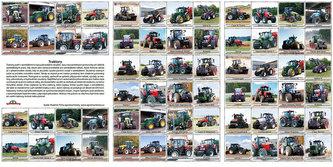Traktory - pexeso