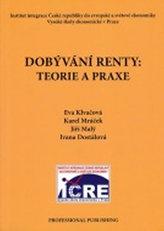 Dobývání renty: Teorie a praxe