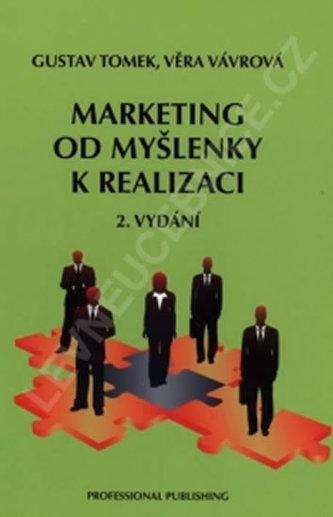 Marketing od myšlenky k realizaci, 2. vydání