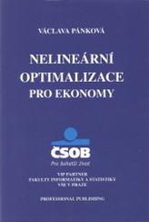 Nelineární optimalizace pro ekonomy, 2. vydání