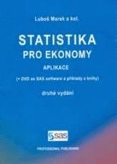 Statistika pro ekonomy - Aplikace + DVD 2.vydanie