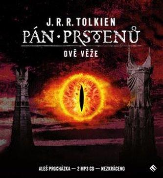 Pán prstenů: Dvě věže - J. R. R. Tolkien